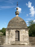 παλαιά πέτρα παρεκκλησιών στοκ εικόνα