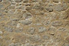 Παλαιά πέτρινη ανασκόπηση τοίχων Στοκ Εικόνα