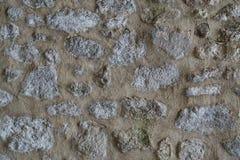 Παλαιά πέτρινη ανασκόπηση τοίχων Στοκ Εικόνες