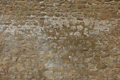 Παλαιά πέτρινη ανασκόπηση τοίχων Στοκ Φωτογραφία