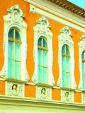 Παλαιά παράθυρα, σχηματοποίηση στόκων Στοκ Εικόνα