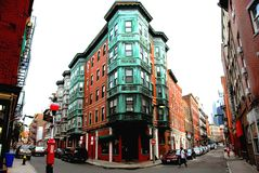 παλαιά πλατεία της Βοστών&et στοκ εικόνες με δικαίωμα ελεύθερης χρήσης