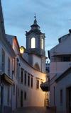 παλαιά Πορτογαλία πόλη του Αλγκάρβε Λάγος Στοκ εικόνα με δικαίωμα ελεύθερης χρήσης