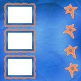 παλαιά πορτοκαλιά αστέρι&al Στοκ φωτογραφίες με δικαίωμα ελεύθερης χρήσης