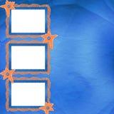 παλαιά πορτοκαλιά αστέρι&al Στοκ εικόνες με δικαίωμα ελεύθερης χρήσης