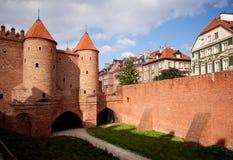 παλαιά πόλη Βαρσοβία στοκ φωτογραφίες με δικαίωμα ελεύθερης χρήσης
