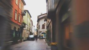 Παλαιά πόλη απόθεμα βίντεο