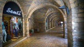 Παλαιά πόλη - Μπακού στοκ εικόνα με δικαίωμα ελεύθερης χρήσης
