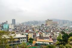 Παλαιά πόλη οιωνού στην Κίνα στοκ φωτογραφία