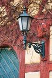 παλαιά πόλη σειράς Στοκ εικόνα με δικαίωμα ελεύθερης χρήσης