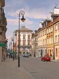 Παλαιά πόλη στη Βαρσοβία στοκ φωτογραφίες με δικαίωμα ελεύθερης χρήσης