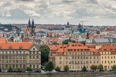 παλαιά πόλη της Πράγας στοκ εικόνες