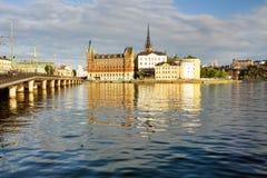 Παλαιά πόλη της Στοκχόλμης, Σουηδία Στοκ φωτογραφίες με δικαίωμα ελεύθερης χρήσης