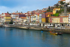 παλαιά πόλη του Πόρτο Πορτογαλία Στοκ φωτογραφία με δικαίωμα ελεύθερης χρήσης