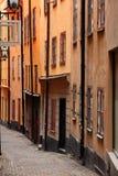 παλαιά πόλη Στοκ εικόνες με δικαίωμα ελεύθερης χρήσης