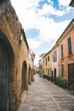 Παλαιά πόλη Alcudia σε Majorca Στοκ Φωτογραφία
