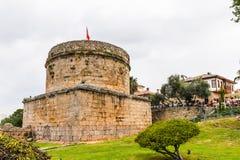 Παλαιά πόλη Antalya, Τουρκία Στοκ Εικόνες