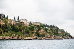 Παλαιά πόλη Antalya, Τουρκία Στοκ Εικόνα