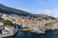 Παλαιά πόλη Dubrovnik στην Κροατία Στοκ φωτογραφία με δικαίωμα ελεύθερης χρήσης