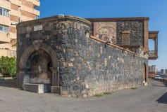 Παλαιά πόλη Jerevan, Αρμενία στοκ εικόνα με δικαίωμα ελεύθερης χρήσης
