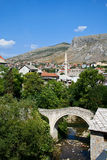 Παλαιά πόλη Mostar Στοκ Εικόνες