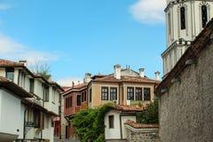 Παλαιά πόλη Plovdiv, Βουλγαρία Στοκ φωτογραφίες με δικαίωμα ελεύθερης χρήσης