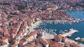 Παλαιά πόλη Rovinj φιλμ μικρού μήκους