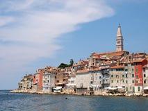 παλαιά πόλη rovinj της Κροατίας Στοκ Εικόνες