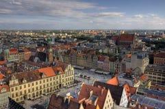παλαιά πόλη wroclaw Στοκ εικόνα με δικαίωμα ελεύθερης χρήσης