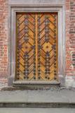 Παλαιά πόρτα στο φρούριο στοκ φωτογραφία με δικαίωμα ελεύθερης χρήσης