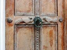 παλαιά πόρτα Στοκ Εικόνα