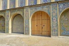 Παλαιά πύλη Στοκ εικόνες με δικαίωμα ελεύθερης χρήσης