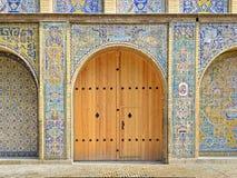 Παλαιά πύλη Στοκ Εικόνα