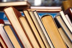 παλαιά πώληση βιβλίων Στοκ Εικόνα