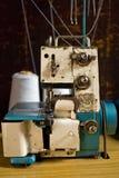 Παλαιά ράβοντας μηχανή Στοκ Εικόνες