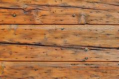 παλαιά ριγωτή επιφάνεια πορτών Στοκ φωτογραφία με δικαίωμα ελεύθερης χρήσης