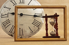 παλαιά ρολόγια Στοκ εικόνα με δικαίωμα ελεύθερης χρήσης