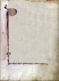 Παλαιά σελίδα βιβλίων Στοκ εικόνες με δικαίωμα ελεύθερης χρήσης
