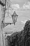 Παλαιά σισιλιάνα αλέα σε γραπτό Στοκ Εικόνες