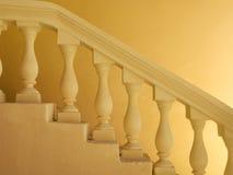 παλαιά σκάλα στοκ εικόνες