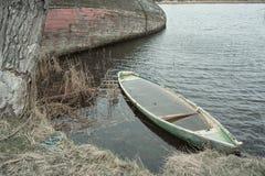 παλαιά σκάφη νεκροταφείων Στοκ φωτογραφίες με δικαίωμα ελεύθερης χρήσης