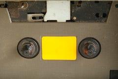 Παλαιά σκηνή κασετών ταινιών Στοκ Εικόνα