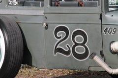 Παλαιά σκουριασμένη ράβδος αρουραίων υπαίθρια στο Μαϊάμι στοκ φωτογραφία με δικαίωμα ελεύθερης χρήσης