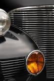 παλαιά σχάρα αυτοκινήτων Στοκ Εικόνα