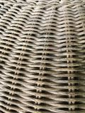 Παλαιά σύσταση καλαθιών μπαμπού Στοκ εικόνες με δικαίωμα ελεύθερης χρήσης