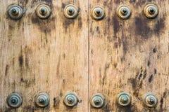 παλαιά σύσταση πορτών Στοκ εικόνες με δικαίωμα ελεύθερης χρήσης