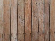 Παλαιά σύσταση τοίχων ξύλου και σανίδων για το υπόβαθρο Στοκ Εικόνες