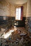 Παλαιά τουαλέτα Στοκ φωτογραφία με δικαίωμα ελεύθερης χρήσης