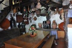 Παλαιά του χωριού ` s κουζίνα στοκ εικόνα