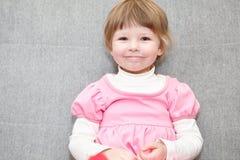 παλαιά τρία έτη παιδιών Στοκ φωτογραφία με δικαίωμα ελεύθερης χρήσης